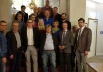 Neu gewählter Vorstand des Ortsverbands Winterberg